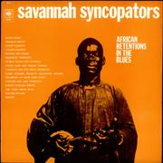 Click here for more info about 'Various-Blues & Gospel - Savannah Syncopators - African Retentions In The Blues'