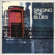 Click here for more info about 'Various-Blues & Gospel - Singing The Blues EP'