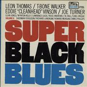 Click here for more info about 'Various-Blues & Gospel - Super Black Blues: Volume II'