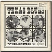 Click here for more info about 'Various-Blues & Gospel - Texas Blues Volume 2 - Library Stickered'