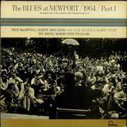 Click here for more info about 'Various-Blues & Gospel - The Blues At Newport - 1964 - Part 1'