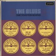 Click here for more info about 'Various-Blues & Gospel - The Blues Came Down From Memphis - VG'