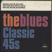 Click here for more info about 'Various-Blues & Gospel - The Blues Classic 45s'