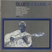 Click here for more info about 'Various-Blues & Gospel - The Blues Volume 4 - VG'