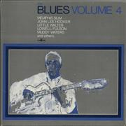 Click here for more info about 'Various-Blues & Gospel - The Blues Volume 4'