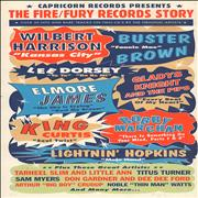 Click here for more info about 'Various-Blues & Gospel - The Fire/Fury Records Story'