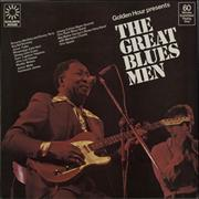 Click here for more info about 'Various-Blues & Gospel - The Great Blues Men Volume I'