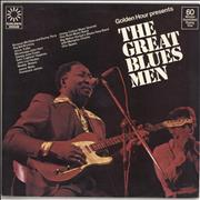 Click here for more info about 'Various-Blues & Gospel - The Great Blues Men'
