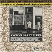 Click here for more info about 'Various-Blues & Gospel - The Legacy Of The Blues Sampler'