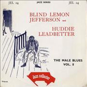 Click here for more info about 'Various-Blues & Gospel - The Male Blues Vol.8 EP'
