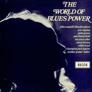 Click here for more info about 'Various-Blues & Gospel - The World Of Blues Power'