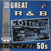 Click here for more info about 'Various-Blues & Gospel - Twenty Great R&B Hits Of The 50's'