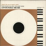 Click here for more info about 'Various-Blues & Gospel - What's The Use Of Gettin' Sober - Lofton/Noble 1935-1936'