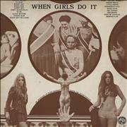 Click here for more info about 'Various-Blues & Gospel - When Girls Do It'