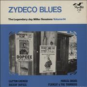 Click here for more info about 'Various-Blues & Gospel - Zydeco Blues'
