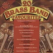 Click here for more info about 'Various-Brass Bands - 20 Brass Band Favourites'