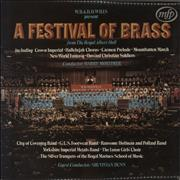 Click here for more info about 'Various-Brass Bands - A Festival Of Brass'