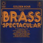 Click here for more info about 'Various-Brass Bands - Brass Spectacular'