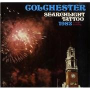 Various-Brass Bands Colchester Searchlight Tattoo 1982 UK vinyl LP