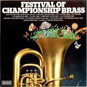 Click here for more info about 'Various-Brass Bands - Festival Of Championship Brass'