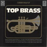 Click here for more info about 'Various-Brass Bands - Golden Hour Of Top Brass'