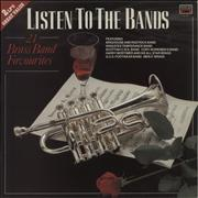 Click here for more info about 'Various-Brass Bands - Listen To The Bands - 21 Brass Band Favourites'