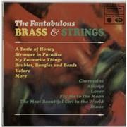 Various-Brass Bands The Fantabulous Brass & Strings UK vinyl LP