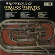 Click here for more info about 'Various-Brass Bands - The World Of Brass Bands'