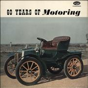 Click here for more info about 'Various-Cars & Motor Sports - 60 Years Of Motoring'