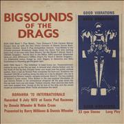 Click here for more info about 'Various-Cars & Motor Sports - Big Sounds Of The Drags'
