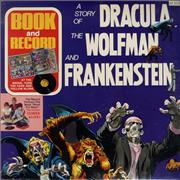 Click here for more info about 'Various-Childrens - A Story Of Dracula, The Wolfman And Frankenstein - Sealed'