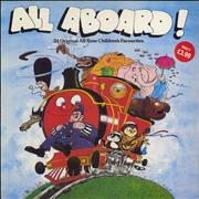 Click here for more info about 'Various-Childrens - All Aboard! 24 Original All-Time Children's Favourites'