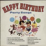 Click here for more info about 'Various-Childrens - Happy Birthday Party Songs'