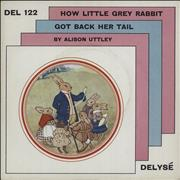 Click here for more info about 'Various-Childrens - How Little Grey Rabbit Got Back Her Tail'