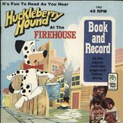 Click here for more info about 'Various-Childrens - Huckleberry Hound At The Firehouse'