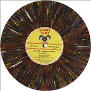 Click here for more info about 'Various-Childrens - Let's Play Musical Chairs - Splatter Vinyl'