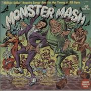 Click here for more info about 'Various-Childrens - Monster Mash - Sealed'