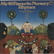 Click here for more info about 'Various-Childrens - My 40 Favourite Nursery Rhymes'