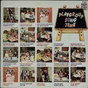Click here for more info about 'Various-Childrens - Playground Song Time'