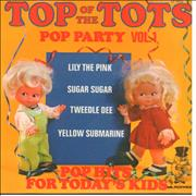Click here for more info about 'Various-Childrens - Top Of The Tots Pop Party Vol. 1'