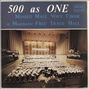 Click here for more info about 'Various-Choral & Gregorian Chanting - 500 As One'