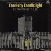 Click here for more info about 'Various-Choral & Gregorian Chanting - Carols By Candlelight'