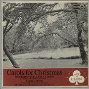 Click here for more info about 'Various-Choral & Gregorian Chanting - Carols For Christmas'