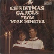 Click here for more info about 'Various-Choral & Gregorian Chanting - Christmas Carols From York Minster'