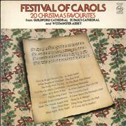 Click here for more info about 'Various-Choral & Gregorian Chanting - Festival Of Carols'