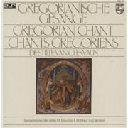 Click here for more info about 'Various-Choral & Gregorian Chanting - Gregorianische Gesänge'