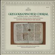 Click here for more info about 'Various-Choral & Gregorian Chanting - Gregorianischer Choral'
