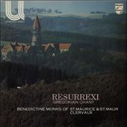 Click here for more info about 'Various-Choral & Gregorian Chanting - Resurrexi'