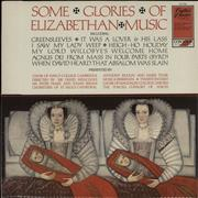 Click here for more info about 'Various-Choral & Gregorian Chanting - Some Glories Of Elizabethan Music'
