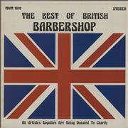 Click here for more info about 'Various-Choral & Gregorian Chanting - The Best Of British Barbershop'